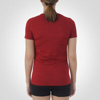 Women's Dri-Power® Fashion Performance Tee CARDINAL
