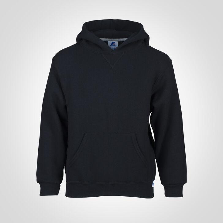 Youth Dri-Power® Fleece Hoodie BLACK