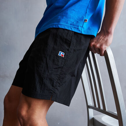 Men's Heritage Swim Boardshorts BLACK