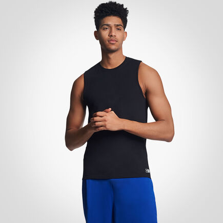 Men's Cotton Performance Muscle