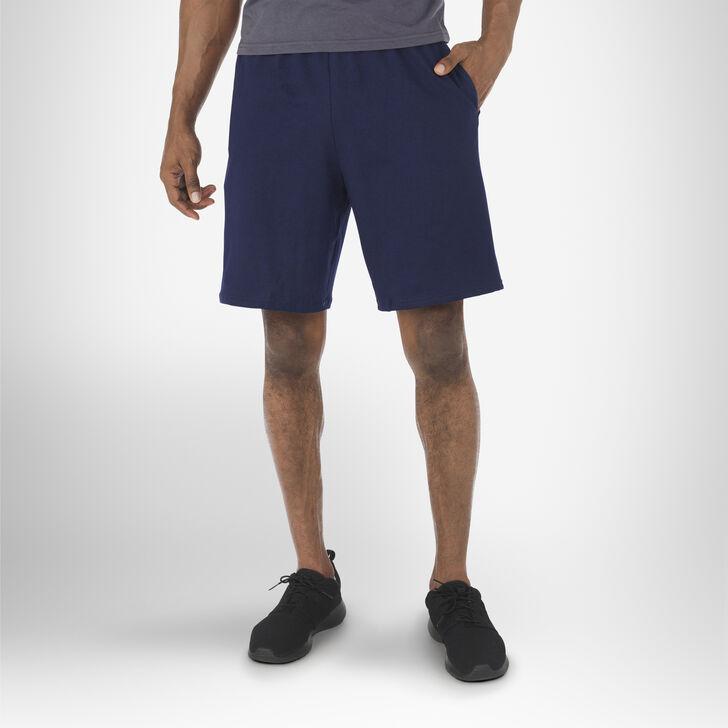 Men's Basic Cotton Pocket Shorts J.NAVY