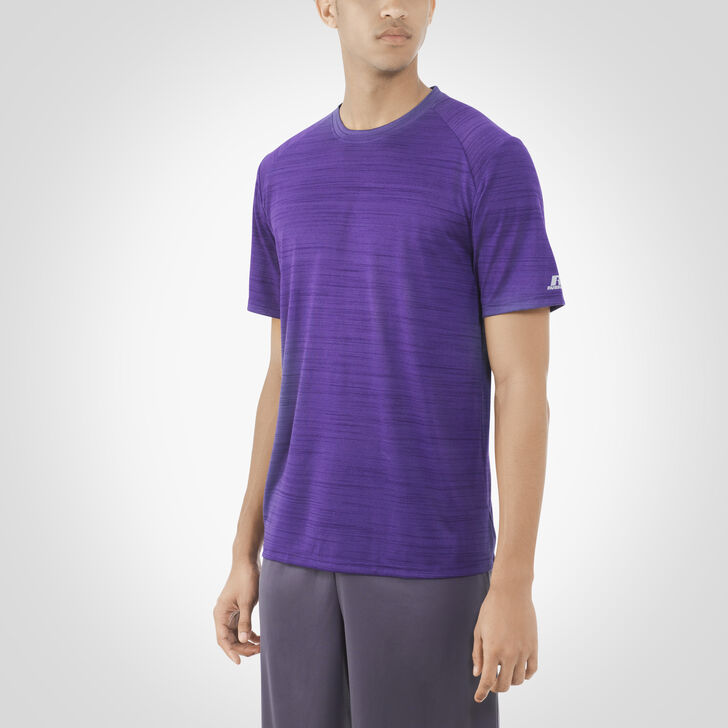 Men's Dri-Power® Fashion Performance Tee PURPLE