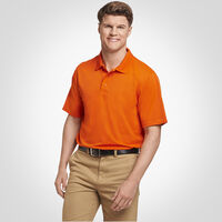 Men's Dri-Power® Performance Golf Polo BURNT ORANGE