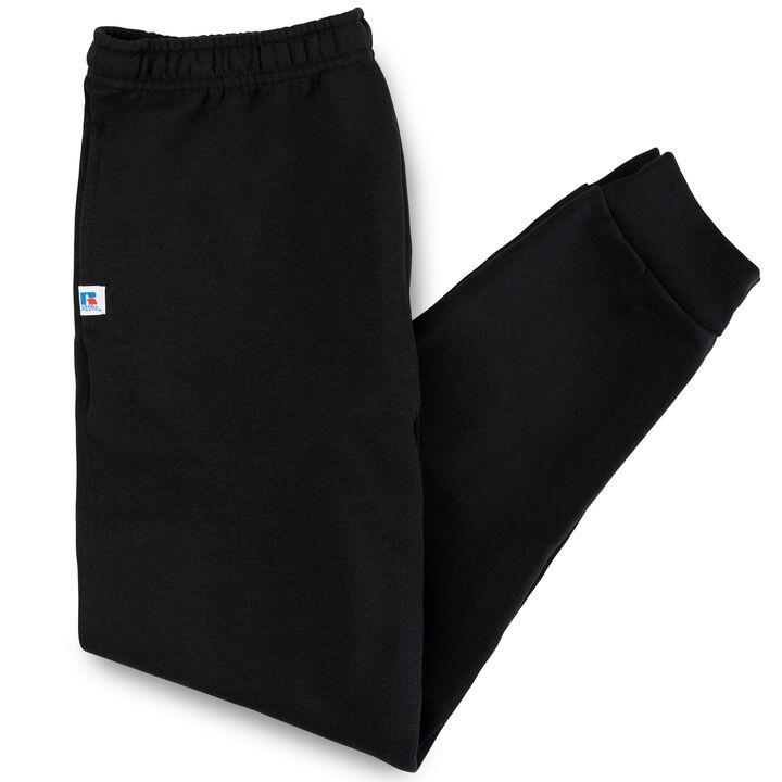 Men's Dri-Power® Fleece Joggers BLACK