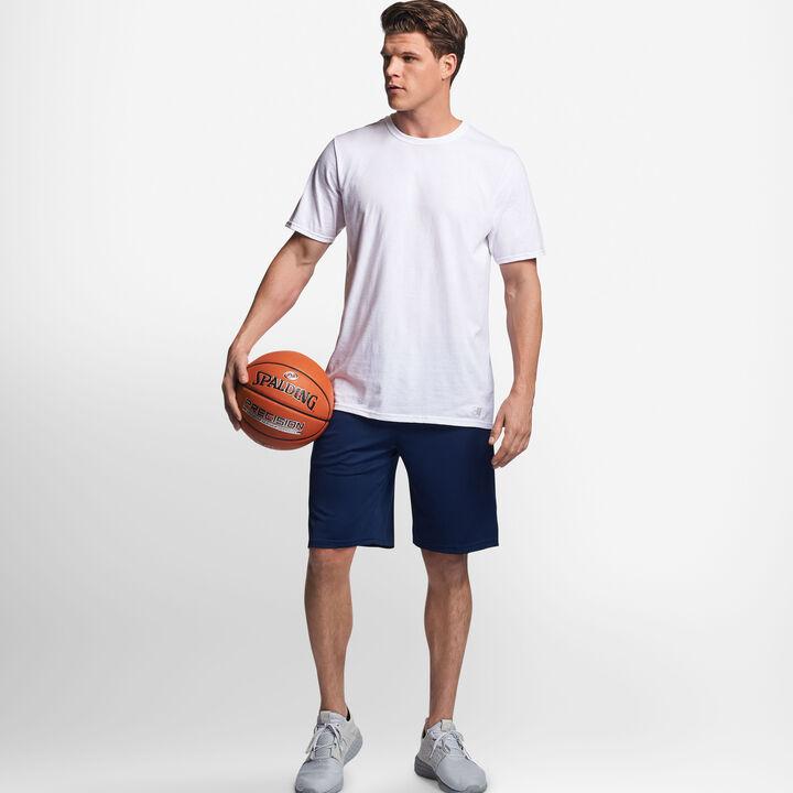 Men's Cotton Performance T-Shirt White