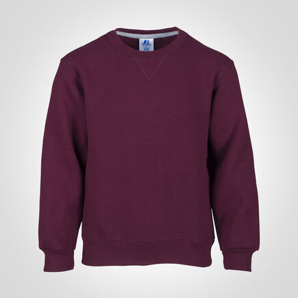 Youth Dri-Power® Fleece Sweatshirt MAROON