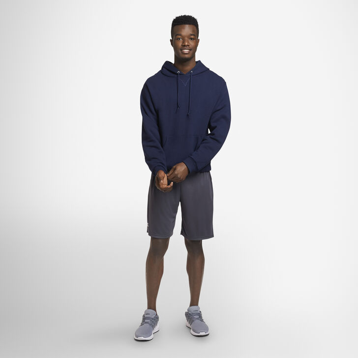 Men's Dri-Power® Fleece Hoodie NAVY