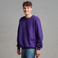 Men's Dri-Power® Fleece Crew Sweatshirt PURPLE