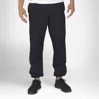 Men's Dri-Power® Closed-Bottom Pocket Sweatpants BLACK