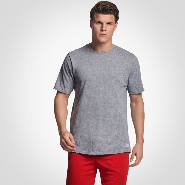 Men's Cotton Performance T-Shirt OXFORD