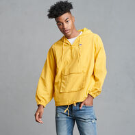 Men's Lightweight Pullover Windbreaker GOLD