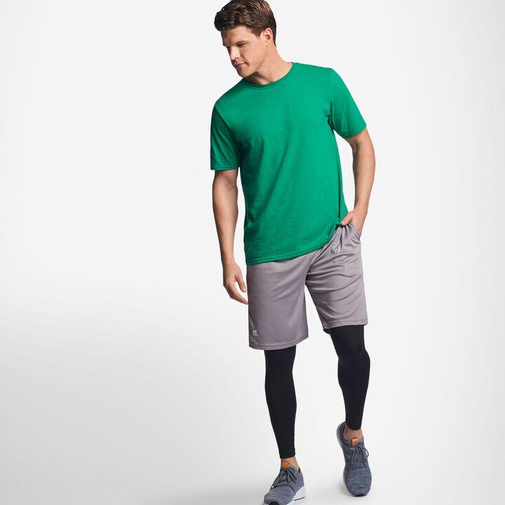 Men's Cotton Performance T-Shirt Kelly