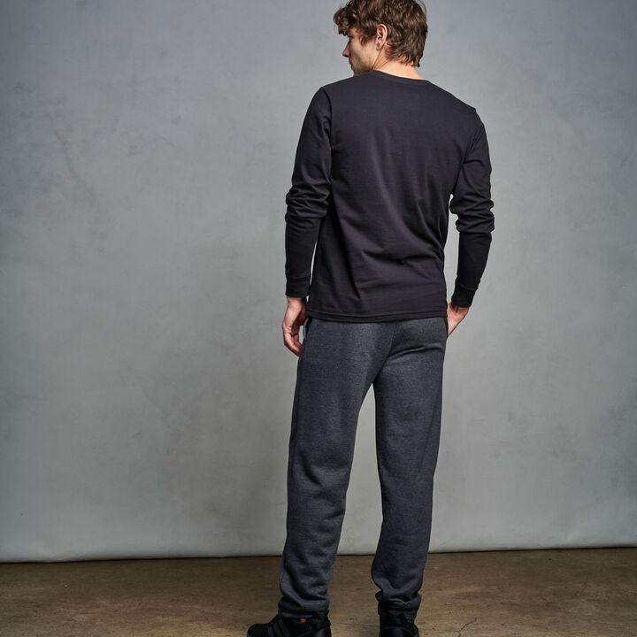 Men's Cotton Rich 2.0 Premium Fleece Sweatpants Charcoal Heather