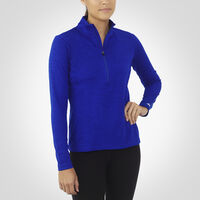 Women's Dri-Power® Lightweight 1/4 Zip Pullover ROYAL
