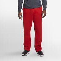 Men's Dri-Power® Open-Bottom Pocket Sweatpants TRUE RED