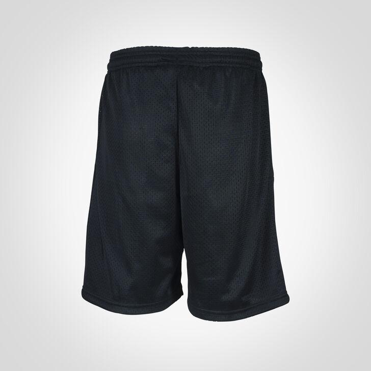 Youth Dri-Power® Mesh Shorts (No Pockets) BLACK