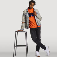Men's Jerry Flock T-Shirt ORANGE