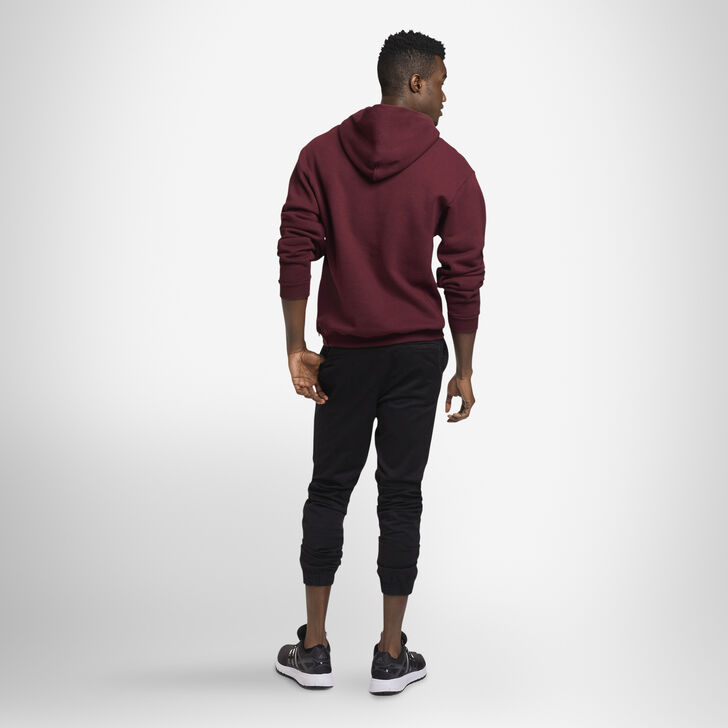 Men's Dri-Power® Fleece Hoodie MAROON