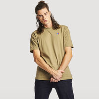 Men's Heritage Heavyweight Baseliner T-Shirt DRY GRASS