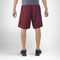 Men's Dri-Power® Mesh Shorts with Pockets MAROON