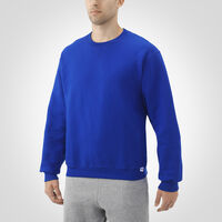 Men's Dri-Power® Fleece Crew Sweatshirt ROYAL