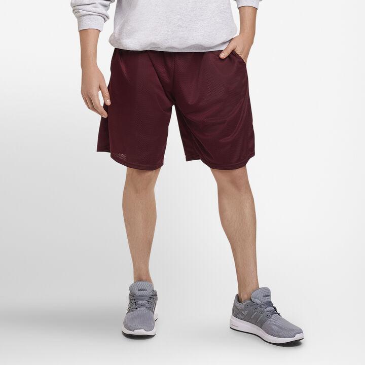 Men's Dri-Power® Mesh Shorts MAROON