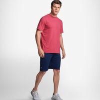 Men's Cotton Performance T-Shirt VINTAGE HEATHER RED