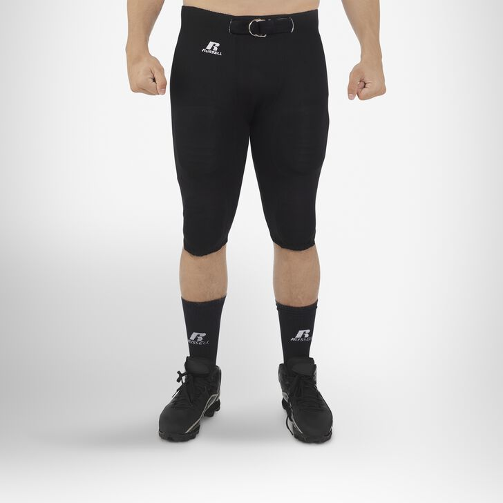 Men's Football Practice Pants BLACK
