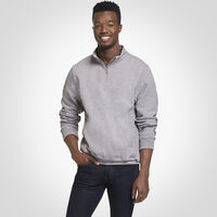 Men's Dri-Power® Fleece 1/4 Zip Pullover OXFORD