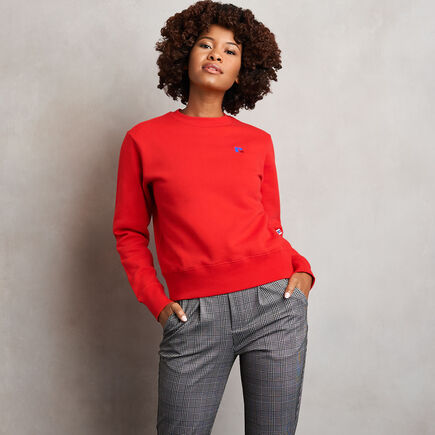 Women's Heritage Fleece Crew Sweatshirt