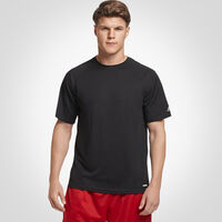 Men's Dri-Power® Mesh Performance T-Shirt BLACK