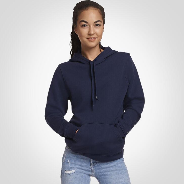 Women's Fleece Hoodie NAVY