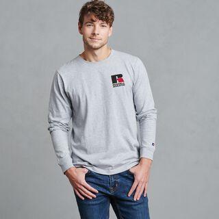 Men's Classic Long Sleeve Grayson T-Shirt OXFORD