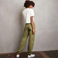 Women's Heritage Cropped Baseliner T-Shirt SOYA
