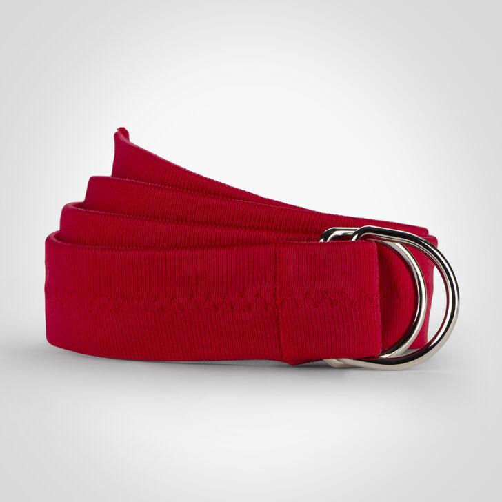 Men's Football Belt TRUE RED