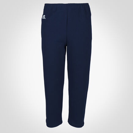 Youth Dri-Power® Open-Bottom Pocket Sweatpants NAVY