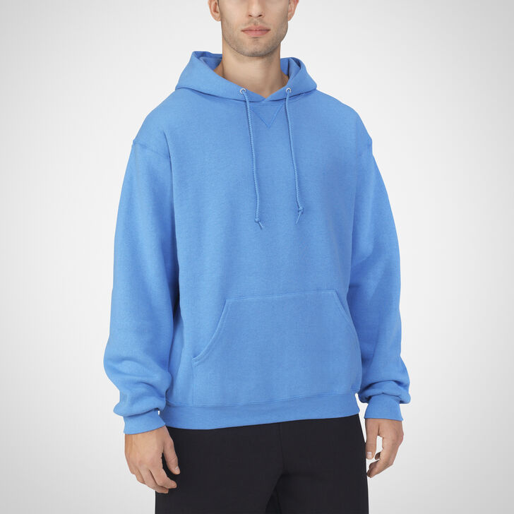Men's Dri-Power® Fleece Hoodie COLUMBIA BLUE