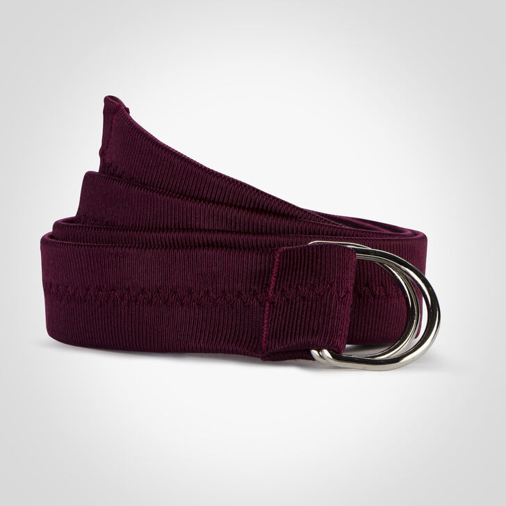 Men's Football Belt MAROON