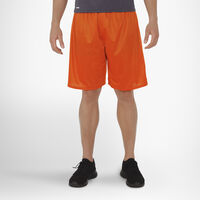 Men's Dri-Power® Mesh Shorts (No Pockets) BURNT ORANGE