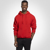 Men's Dri-Power® Fleece Hoodie TRUE RED