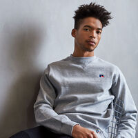 Men's Heritage Fleece Crew Sweatshirt OXFORD