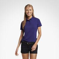 Women's Dri-Power® Performance Golf Polo PURPLE