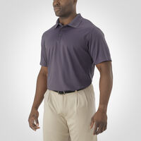 Men's Dri-Power® Essential Short Sleeve Polo STEALTH