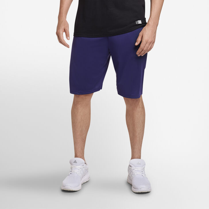 Men's Dri-Power® Performance Shorts with Pockets PURPLE