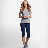 Women's Cotton Performance Tee OXFORD