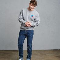 Dri-Power Fleece Logo Sweatshirt OXFORD