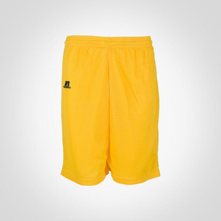 Youth Dri-Power® Mesh Shorts Gold