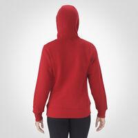 Women's Fleece Hoodie CARDINAL