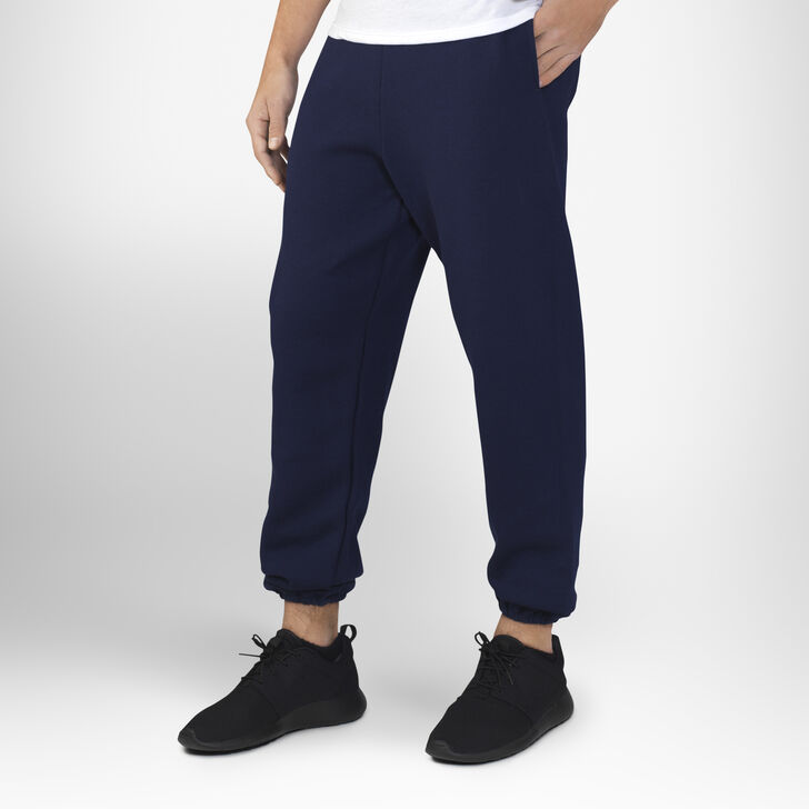 Men's Dri-Power® Closed-Bottom Pocket Sweatpants J.NAVY