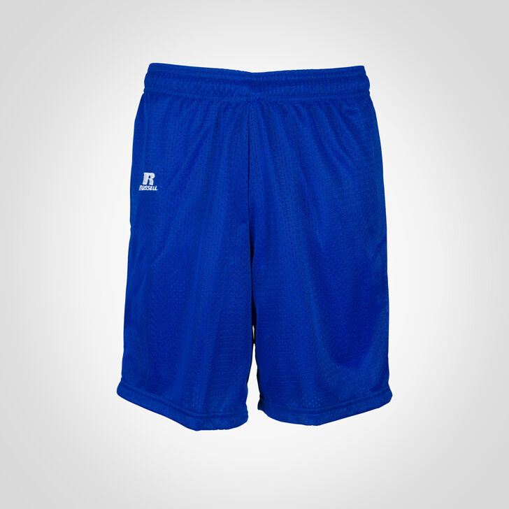 Youth Dri-Power® Mesh Shorts (No Pockets) ROYAL